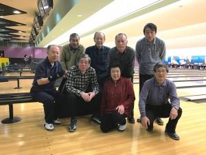堀場ボウリングクラブ3月例会報告【2017/3/11開催】
